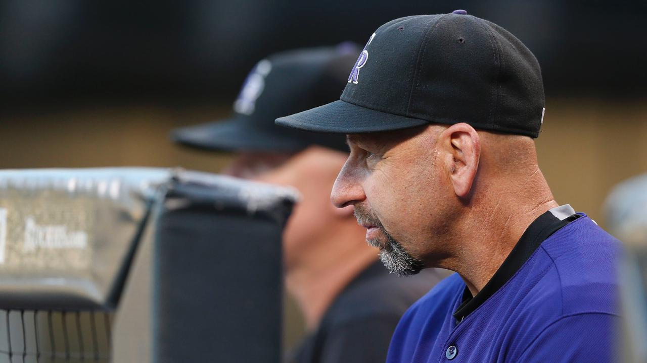 Weiss will return to Rockies in 2016