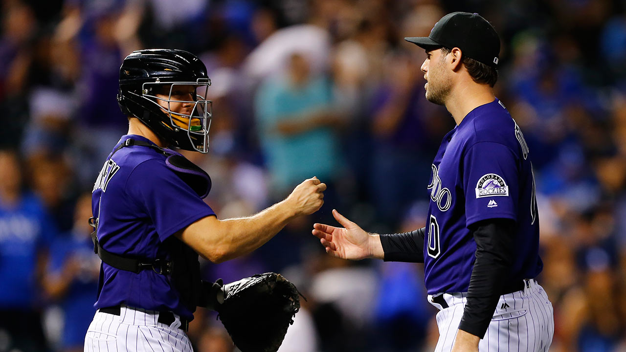 Rockies grateful for player's union on Labor Day